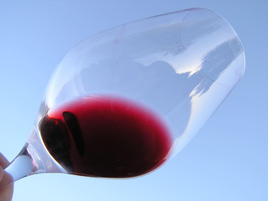 El poder antioxidante del vino tinto