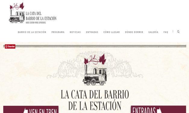 Disfruta de un viaje mágico a la cuna del vino de Rioja: cata los vinos de las bodegas del Barrio de la Estación, acompañados de tapas, música, etc.