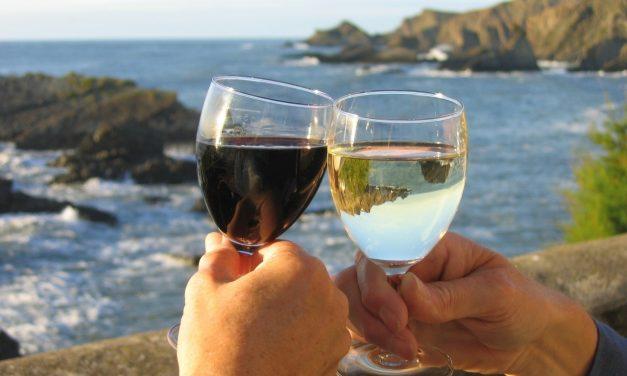 9 Razones para brindar con vino