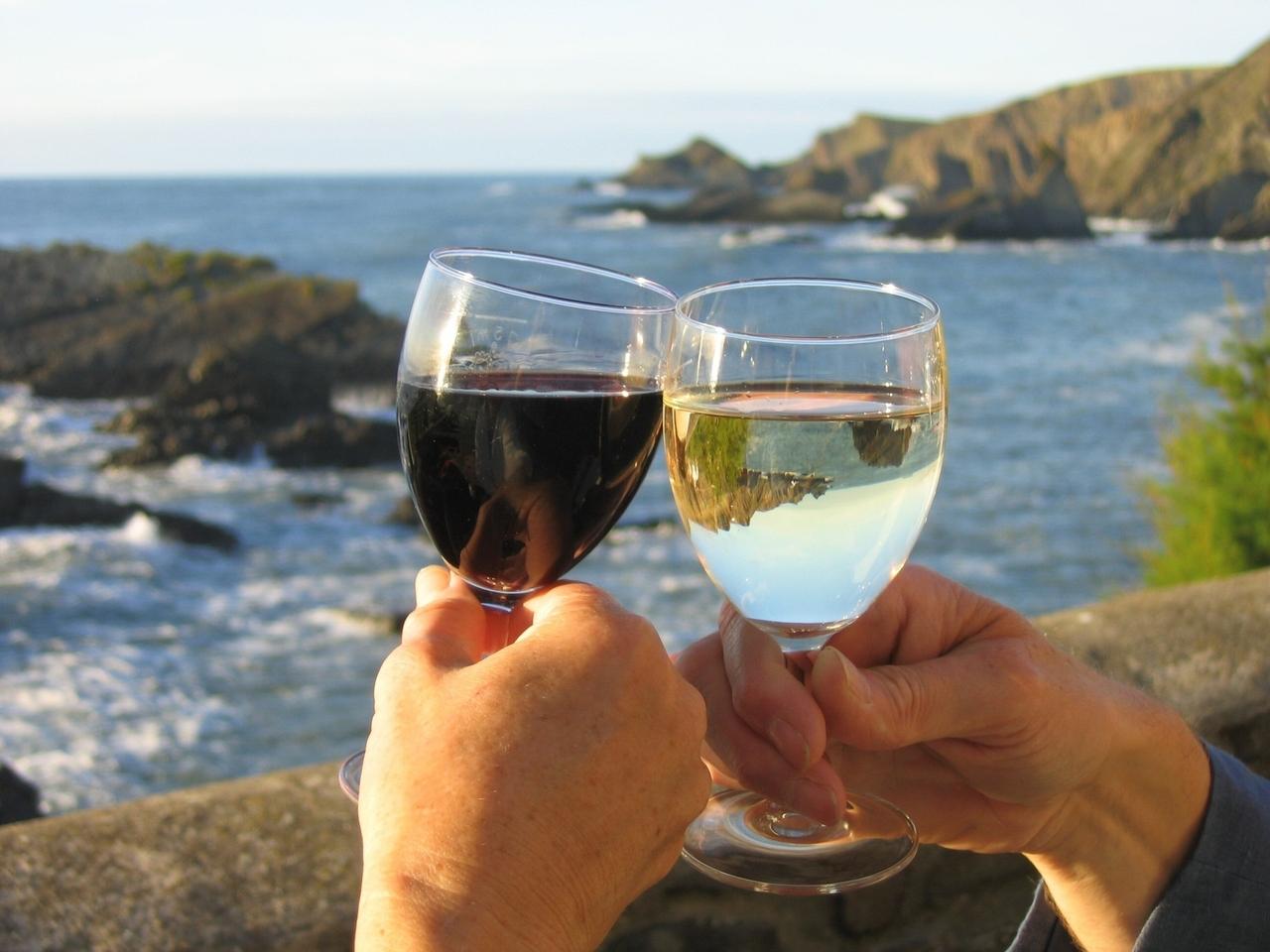 Brindar con vino, 9 razones