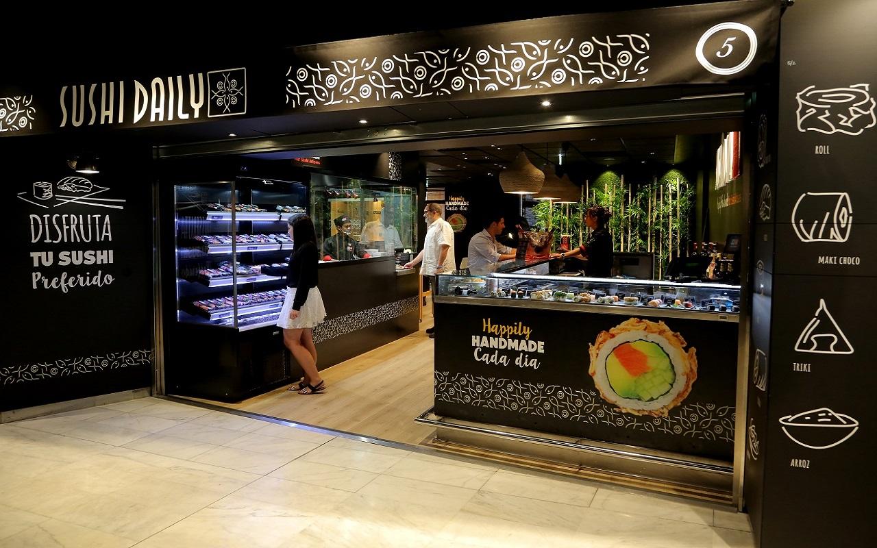 Restaurante Sushi Daily Zaragoza